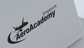 Aerospace related training programme logo