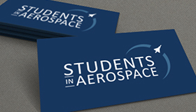 Platform logo for aerospace students