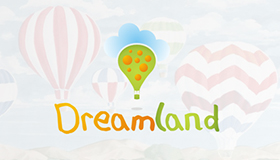 Air balloon logo, Adventure Camps logo