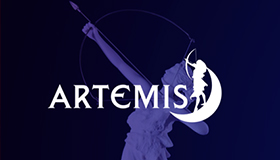 Financial logo, Artemis logo