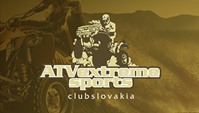 ATV logo design, Extreme sports logo