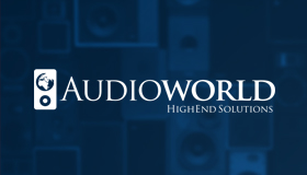 High end audio product logo, HIFI logo design, Speaker logo
