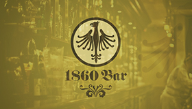 Beer bar logo, Eagle logo