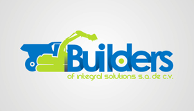 Builder logo, Civil Engineering logo design