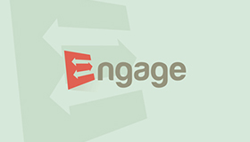 Engage logo, HR logo design, Human Resource logo