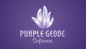geode logo design, Server consultancy logo