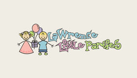 kids logo, kid logo design, party logo design