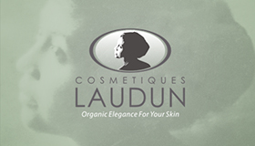 Organic skin care products logo design, Old photo logo
