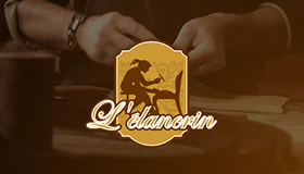 shoe maker logo, handcraft logo, Craftsman logo