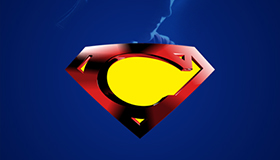 Personal logo design, Superman logo