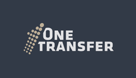 transfer logo, money transfer logo design