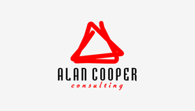 triangle logo, triangle logo design, consulting logo