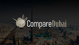 Comparison site logo design, Dubai logo design