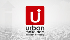 urban logo design, home logo, real estate broker logo